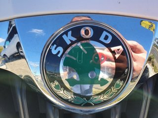 2012 Skoda Fabia 5JF 77TSI White 5 Speed Manual Hatchback