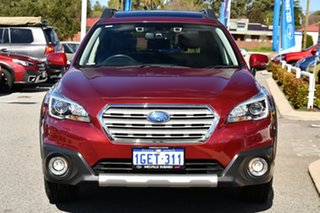 2017 Subaru Outback B6A MY17 2.5i CVT AWD Premium Venetian Red 6 Speed Constant Variable Wagon