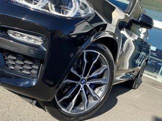 2017 BMW X3 G01 xDrive30d M Sport Black Sapphire 8 Speed Automatic Wagon.