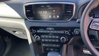 2021 Kia Sportage QL MY21 GT-Line AWD Fiery Red 6 Speed Sports Automatic Wagon