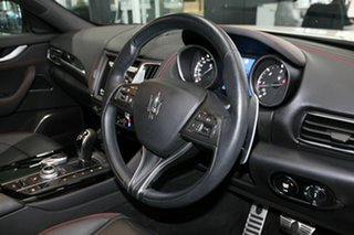 2018 Maserati Levante M161 MY18 GranSport Q4 White 8 Speed Sports Automatic Wagon.