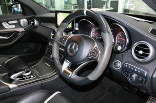 2017 Mercedes-Benz C-Class W205 808MY C63 AMG SPEEDSHIFT MCT S Grey 7 Speed Sports Automatic Sedan.
