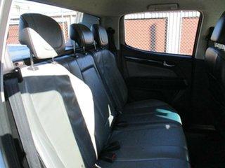 2016 Holden Colorado RG MY16 Z71 Crew Cab White 6 Speed Sports Automatic Utility