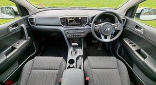 2021 Kia Sportage QL MY21 SX 2WD Clear White 6 Speed Automatic Wagon