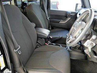 2015 Jeep Wrangler JK MY2015 Unlimited Sport Black 6 Speed Manual Softtop