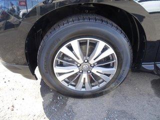2017 Nissan Pathfinder R52 Series II MY17 ST-L X-tronic 2WD Diamond Black 1 Speed Automatic Wagon