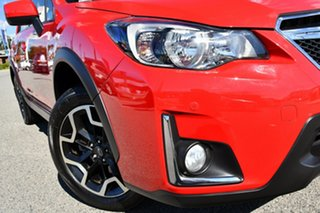 2016 Subaru XV G4X MY17 2.0i Lineartronic AWD Special Edition Pure Red 6 Speed Constant Variable.