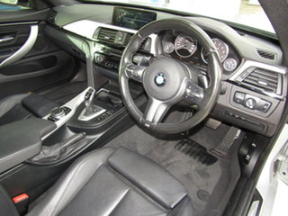 2016 BMW 4 Series F36 428i Gran Coupe M Sport Silver 8 Speed Sports Automatic Hatchback