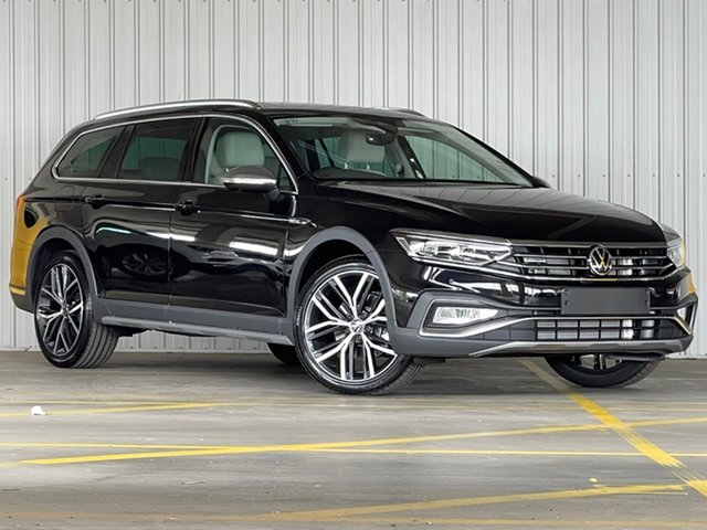 New Volkswagen Passat 3C (B8) MY21 Alltrack DSG 4MOTION 162TSI Premium Moorabbin, 2021 Volkswagen Passat 3C (B8) MY21 Alltrack DSG 4MOTION 162TSI Premium Black 7 Speed