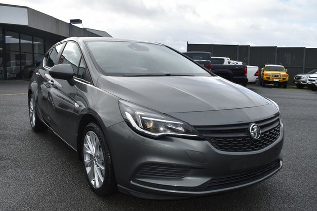 Used Holden Astra BK MY19 R+ Wantirna South, 2019 Holden Astra BK MY19 R+ Grey 6 Speed Sports Automatic Hatchback