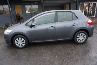 2012 Toyota Corolla ZRE152R MY11 Ascent Graphite 4 Speed Automatic Hatchback.