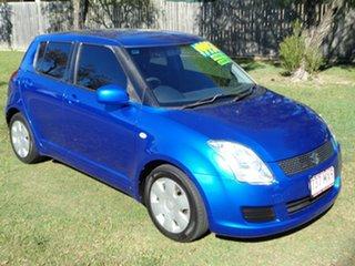 2009 Suzuki Swift RS415 GLX Blue 4 Speed Automatic Hatchback