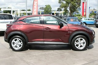 2021 Nissan Juke F16 ST+ DCT 2WD Fuji Sunset Red 7 Speed Sports Automatic Dual Clutch Hatchback