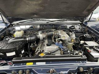 2001 Toyota Landcruiser FZJ105R GXL Blue 4 Speed Automatic Wagon