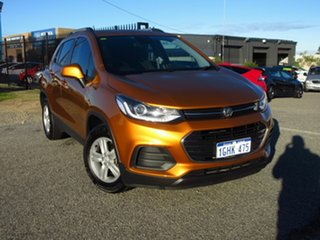 2017 Holden Trax TJ MY17 LS Gold 6 Speed Automatic Wagon.