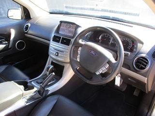 2012 Ford Territory SZ Titanium Seq Sport Shift Silver 6 Speed Sports Automatic Wagon.