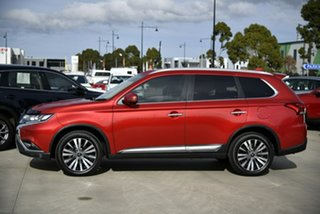 2019 Mitsubishi Outlander ZL MY19 Exceed AWD Red 6 Speed Constant Variable Wagon