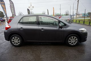 2012 Toyota Corolla ZRE152R MY11 Ascent Graphite 4 Speed Automatic Hatchback