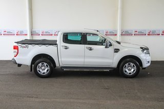 2016 Ford Ranger PX MkII XLT 3.2 (4x4) White 6 Speed Automatic Double Cab Pick Up