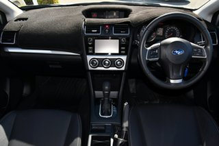 2016 Subaru Impreza G4 MY16 2.0i Lineartronic AWD Premium Ice Silver 6 Speed Constant Variable