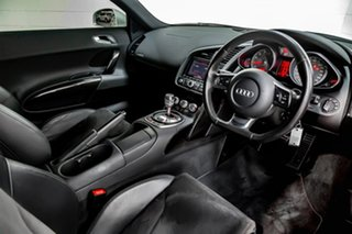 2008 Audi R8 Quattro Silver 6 Speed Sports Automatic Single Clutch Coupe