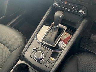 2021 Mazda CX-5 KF2W7A Maxx SKYACTIV-Drive FWD Sport Deep Crystal Blue 6 Speed Sports Automatic
