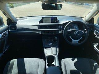 2017 Lexus CT ZWA10R CT200h Luxury Grey/301117 1 Speed Constant Variable Hatchback