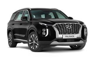 2021 Hyundai Palisade LX2.V1 MY21 AWD Timeless Black 8 Speed Automatic Wagon
