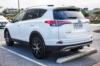 2018 Toyota RAV4 ASA44R GXL AWD White 6 Speed Sports Automatic Wagon.