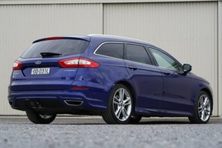 2017 Ford Mondeo MD 2017.50MY Titanium Blue 6 Speed Sports Automatic Hatchback