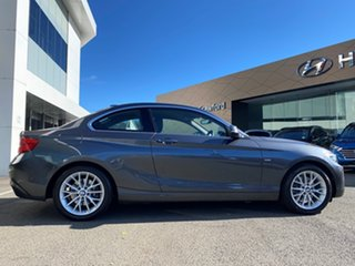2017 BMW 220i F22 MY18 Luxury Line Mineral Grey 8 Speed Automatic Coupe