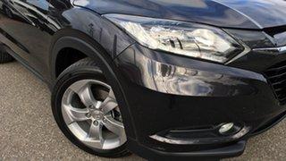 2016 Honda HR-V MY16 VTi-S Black 1 Speed Constant Variable Hatchback.