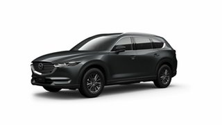 2021 Mazda CX-8 CX8C Sport (FWD) Grey 6 Speed Automatic Wagon.