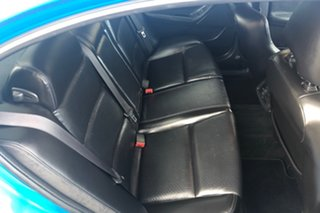 2011 Ford Falcon FG XR6 Limited Edition Blue 6 Speed Sports Automatic Sedan