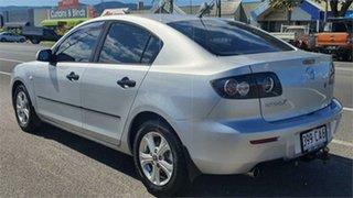 2006 Mazda 3 BK10F2 Neo Silver 5 Speed Manual Sedan.
