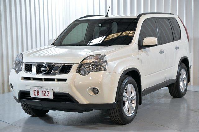 Used Nissan X-Trail T31 Series 5 ST-L (4x4) Hendra, 2013 Nissan X-Trail T31 Series 5 ST-L (4x4) White 6 Speed CVT Auto Sequential Wagon