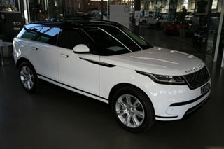 2020 Land Rover Range Rover Velar L560 MY20 Standard S White 8 Speed Sports Automatic Wagon