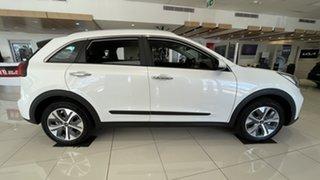 2021 Kia Niro DE 21MY EV 2WD S Snow White Pearl 1 Speed Reduction Gear Wagon.
