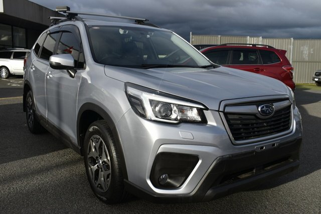 Used Subaru Forester S5 MY19 2.5i-L CVT AWD Wantirna South, 2019 Subaru Forester S5 MY19 2.5i-L CVT AWD Billet Silver 7 Speed Constant Variable Wagon