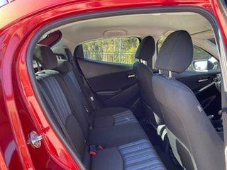2015 Mazda 2 DJ2HA6 Neo SKYACTIV-MT Red 6 Speed Manual Hatchback
