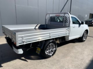 2021 Mazda BT-50 TFR40J XT 4x2 Ice White 6 Speed Sports Automatic Cab Chassis