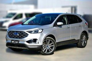 2019 Ford Endura CA 2019MY Titanium Silver 8 Speed Sports Automatic Wagon.