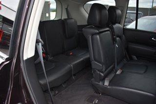 2013 Nissan Patrol Y62 TI-L Brown 7 Speed Sports Automatic Wagon