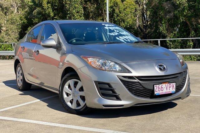 Used Mazda 3 BL 10 Upgrade Neo Morayfield, 2011 Mazda 3 BL 10 Upgrade Neo Grey 5 Speed Automatic Sedan