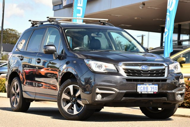 Used Subaru Forester S4 MY18 2.5i-L CVT AWD Luxury Melville, 2018 Subaru Forester S4 MY18 2.5i-L CVT AWD Luxury Grey 6 Speed Constant Variable Wagon