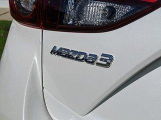 2015 Mazda 3 BM5438 SP25 SKYACTIV-Drive GT White 6 Speed Sports Automatic Hatchback.