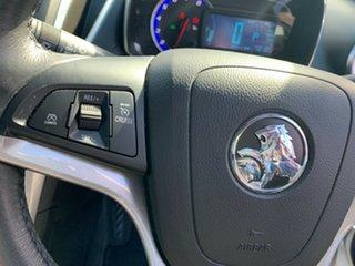 2016 Holden Trax TJ MY16 LTZ Silver 6 Speed Automatic Wagon