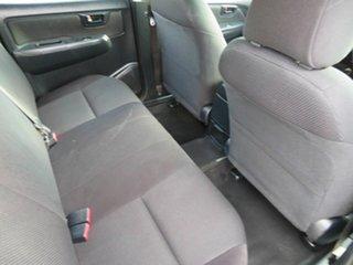 2014 Toyota Hilux KUN16R MY14 SR White 5 Speed Manual Dual Cab Pick-up