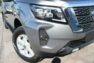 2021 Nissan Navara D23 MY21 ST Twilight Grey 7 Speed Sports Automatic Utility.