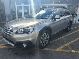 2015 Subaru Outback B6A MY15 2.0D CVT AWD Premium Grey 7 Speed Constant Variable Wagon.